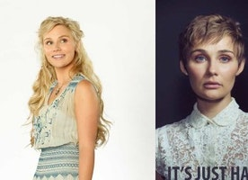 """""""Nashville"""" Star Clare Bowen Cut Off All of Her Hair for A Very Special Reason"""