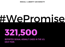 #WePromise | Raising Awareness Against Sexual Assault