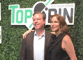 Celebrity Guests Attend TopSpin Charity 2017 Annual Tournament Partners with Oliver Scholars