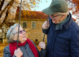 Getting Back In The Dating Game #SeniorDating