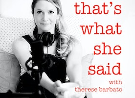 """that's what she said"" podcast season three trailer!"