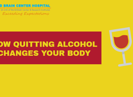 HOW QUITTING ALCOHOL CHANGES YOUR BODY