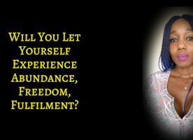 Eliminate This 1 Habit If You Want To Be Abundant, Fulfilled & Free