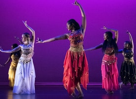 Dance Student Showcase Appeals to Feels