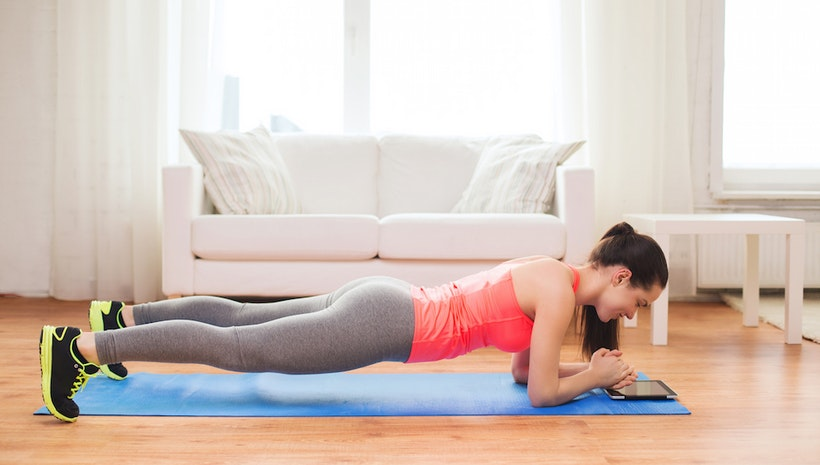 7 Any Place, Any Time Exercises that will Literally Kick Your Butt into Shape