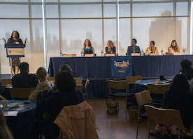 Saint Peter's University Celebrates Women Entrepreneurship