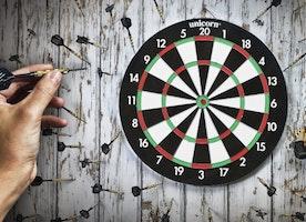 10 Reasons to Playing Dart Board