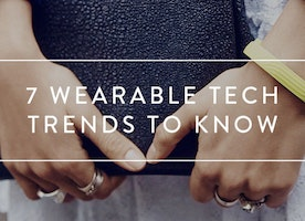 7 Techie Trends You Should Be Wearing Now
