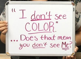 Why Colorblindness is Just Another Way to Dismiss Racism