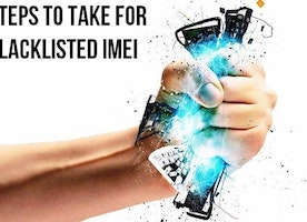 Steps to take if your iPhone has bad IMEI