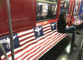 Should The MTA Allow These Nazi Insignias On Subway Cars?