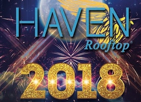 Head to Haven Rooftop for New Year's Eve!