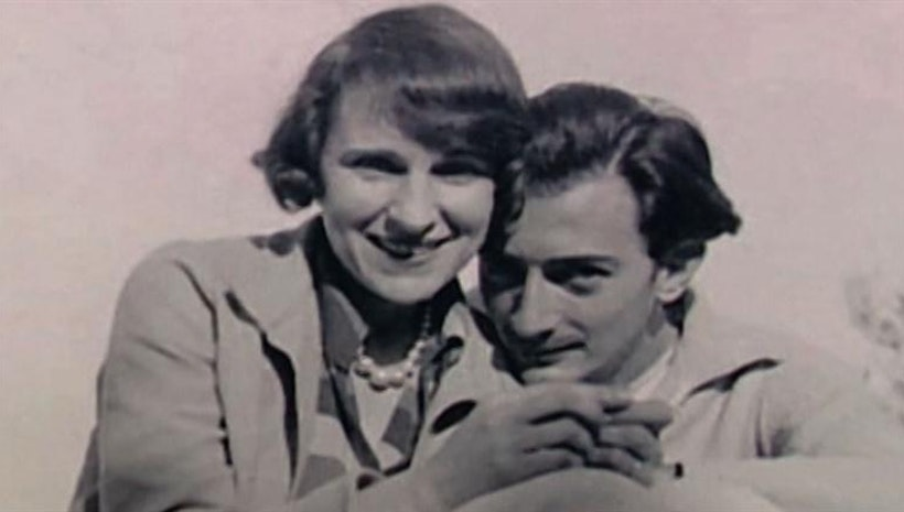 Marriage Made Dali:  Artist and Muse Became One
