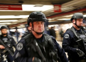 NYPD Taking Measures Against Potential Terrorist Attack in NYC on New Year's Eve