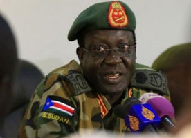 South Sudanese Militia Raids Paul Malong's Home, Stoking Fears of Presidential Interference