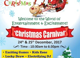 Christmas Carnival at Kings Park Street
