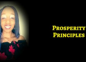 The DELIBERATE LIFE Blueprint: 11 Principles To Help You Prosper