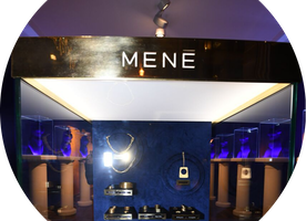 Celebrating Diana Widmaier Picasso's MENE Jewelry Debut