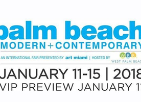 Palm Beach Modern + Contemporary Art Fair