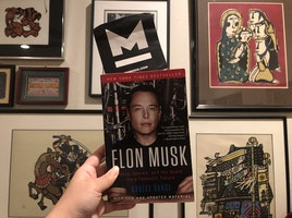 Five Things I Learned From Elon Musk's Biography