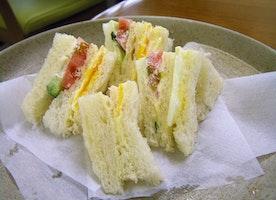 Being a Sandwich