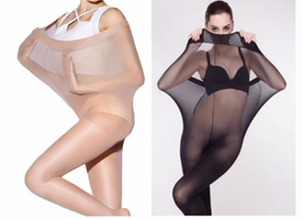 Super-Skinny Models Being Used To Sell Plus-Size Tights Are Pissing Women Off. Do you find these ads offensive?