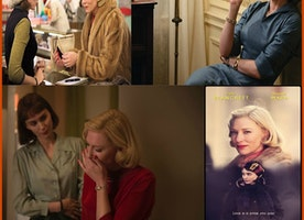 Sunday at the Movies - Carol - Mastery of Holiday Glamour