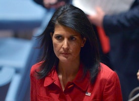 Nikki Haley's Attempts to Criticize Iran Just Backfired