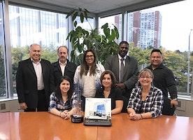 MEC Wins BOMA National TOBY Award
