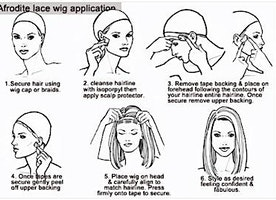 How To Apply a Lace Wig And Attain a Natural Look?