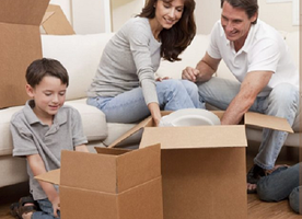 Hire reliable Packers and Movers for Tension-Free Move