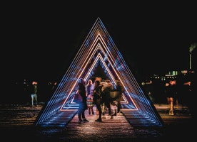 LUMIERE LONDON: FULL PROGRAMME ANNOUNCED  Thursday 18th - Sunday 21st January 2018  Daily, 5.30pm - 10.30pm