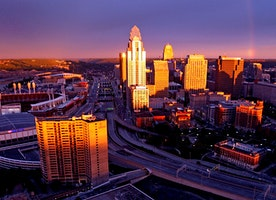 "Cincinnati: A visit fit for a queen - the ""Queen City"""