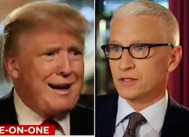"Anderson Cooper Calls Trump 'Racist' After ""Sh*thole Countries"" Comment. Do You Agree???"