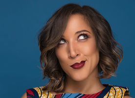 Robin Thede is Making Her Mark in Late Night TV