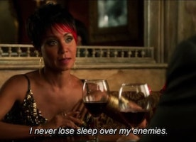 Everything I need to know I learned from Fish Mooney