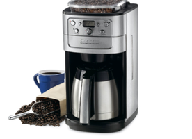 Fresh Beans in Your Hot Drink When You Use a Grind and Brew Coffee Maker