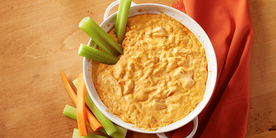 The Best Recipe for a Super Bowl Party: Buffalo Chicken Dip