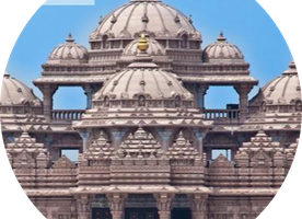 Largest Hindu Temples in USA