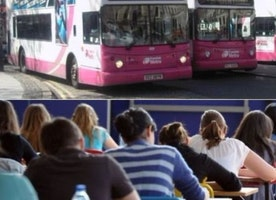 Public transport and education to get funding boost