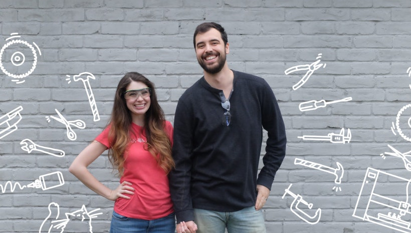 This DIY-er Couple Is Relationship Goals