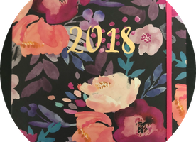 5 Reasons You Should Use a Planner in 2018