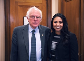 How i Got an Internship with Bernie Sanders