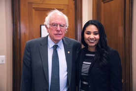 How i Got an Internship with Bernie Sanders