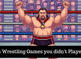 6 Wrestling Games to Play no Download NEEDED