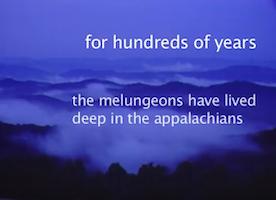 Melungeon Voices Aka My Kinfolk
