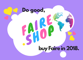 Why Buying Faire Should Be Your New Year's Resolution
