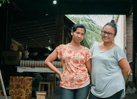 Introducing Rumah Laksmi, a new Faire Seller who's making a difference through Fair Trade in Bali
