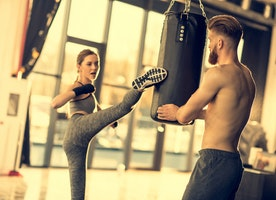 Kickboxing to Stay Fit
