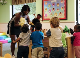 The universal public concern of childcare